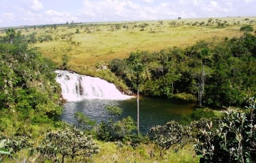 Cachoeira do Teixeira Image