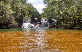 Cachoeira da Sereia e Sete Quedas Image
