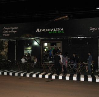 Adrenalina Rock Bar Image